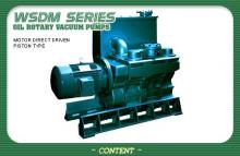 Direct-drive Vacuum Pump