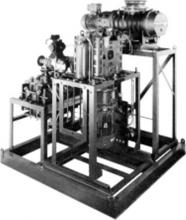 Chemical Dry Pumping System